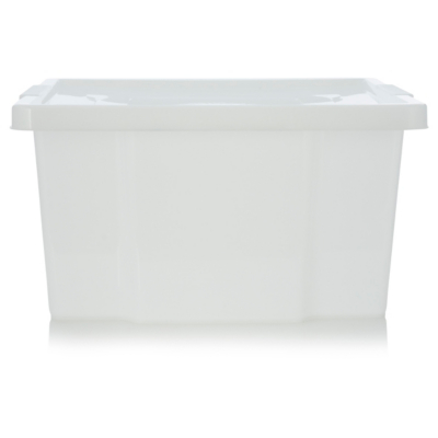 Lovely Food Storage Containers Asda Part - 3: ASDA 27L Box And Lid - 5 Pack