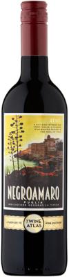 Asda Wine Atlas Negroamaro 2016