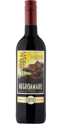 Asda Wine Atlas Negroamaro 2016