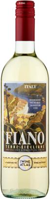Asda Wine Atlas Fiano 2016