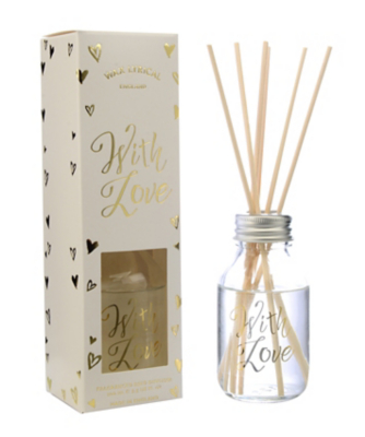Wax Lyrical With Love Reed Diffuser