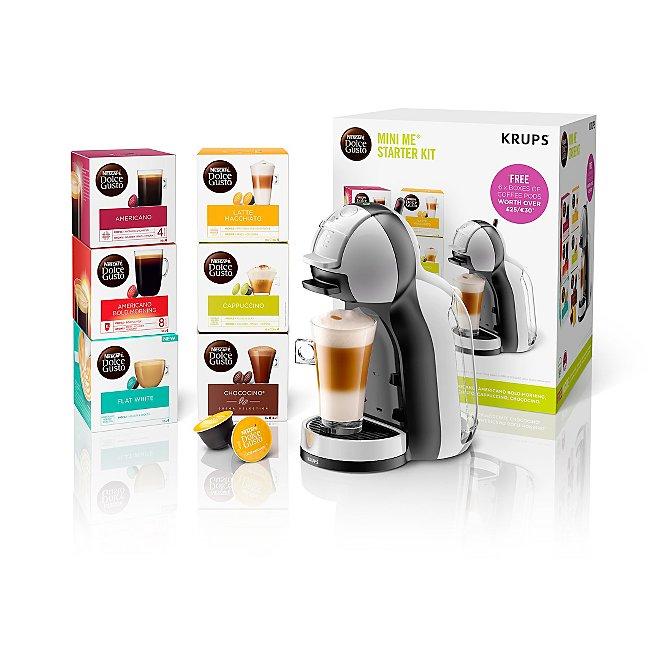 Nescafe Dolce Gusto Mini Me Automatic Coffee Machine