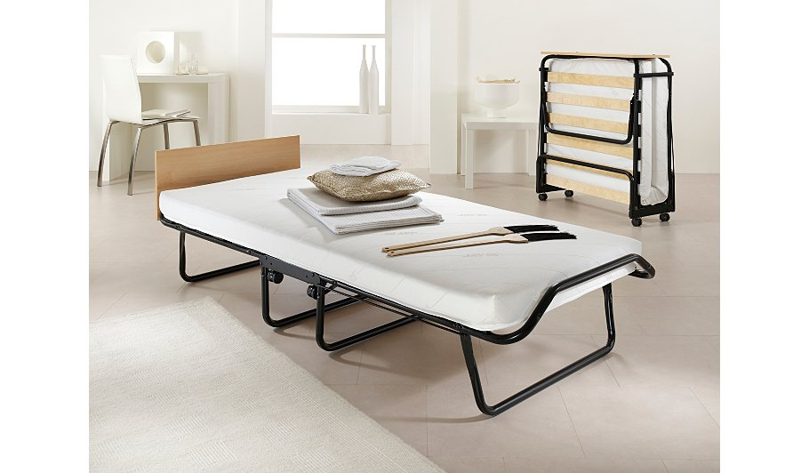 Jay Be Folding Bed With Contract Mattress Single
