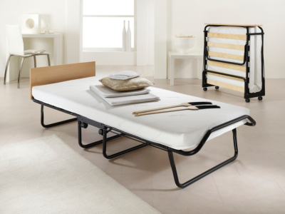 jaybe folding bed with contract mattress single