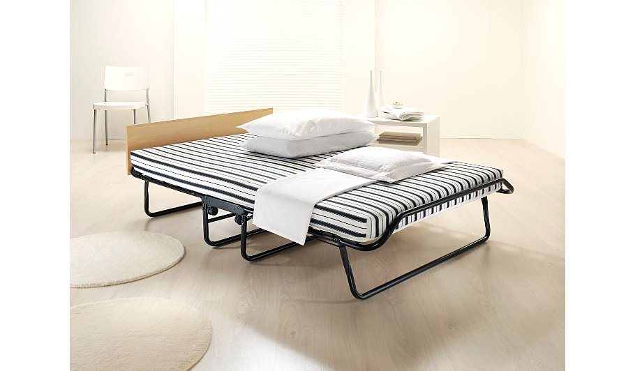 Jay Be Folding Bed With Airflow Mattress And Headboard Double