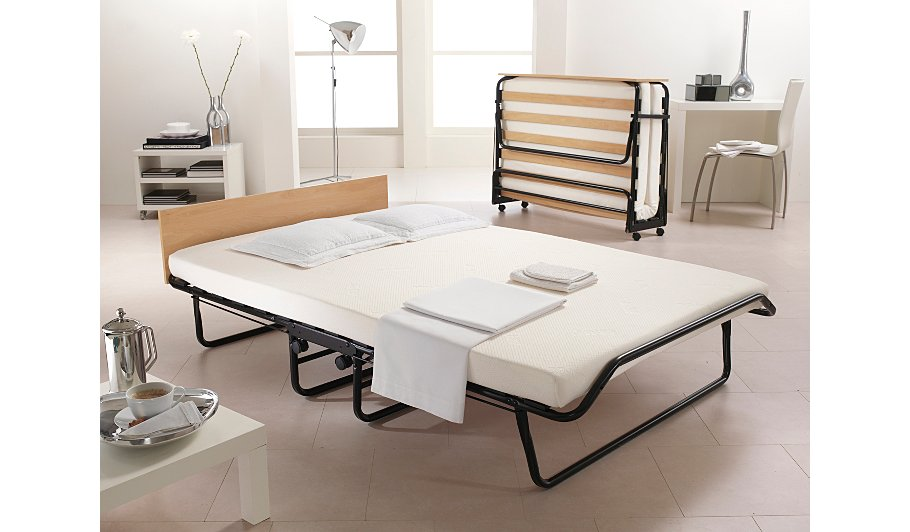 Jay Be Folding Bed With Memory Foam Mattress Double