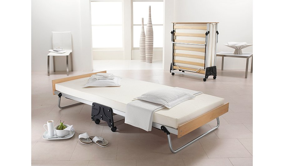 Jay Be J Bed Folding With Memory Foam Mattress Single