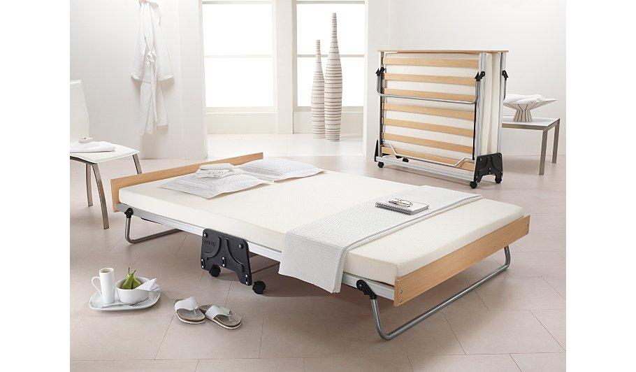 Jay Be J Bed Folding With Memory Foam Mattress Double