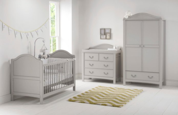 Toulouse Baby Furniture Range