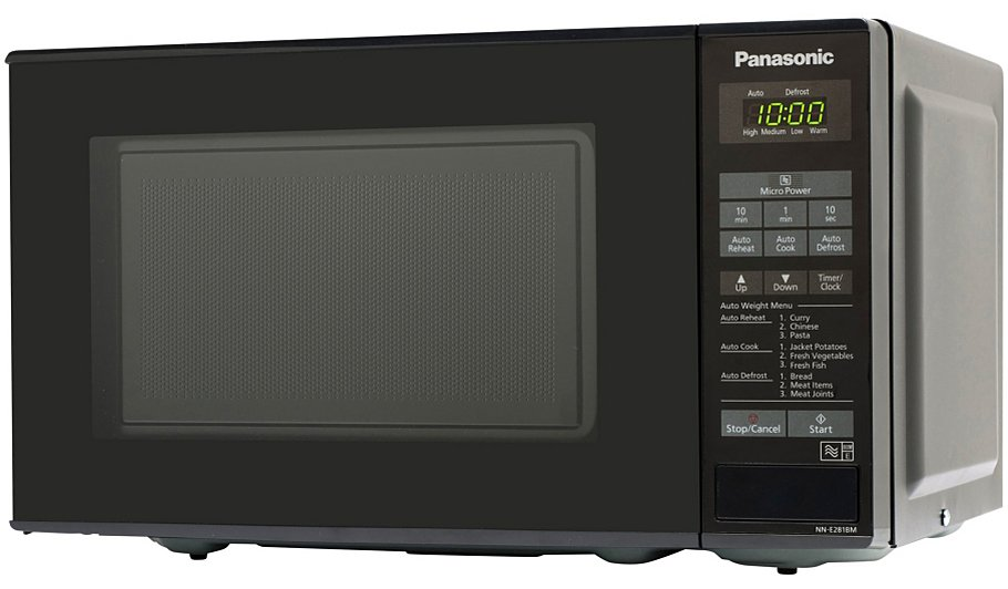 Panasonic 20l 800w Microwave Oven Various Colours Home