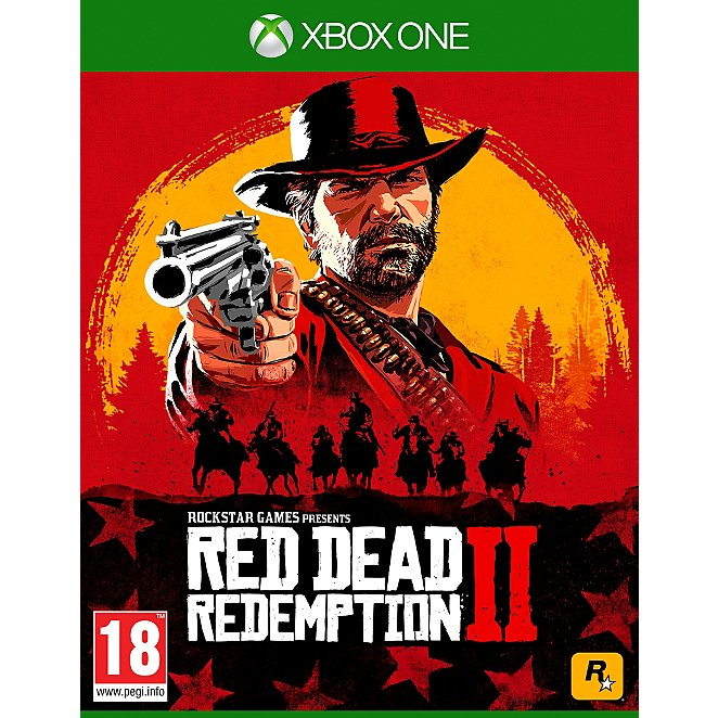 73a9c5fe35e Red Dead Redemption 2 - Xbox One