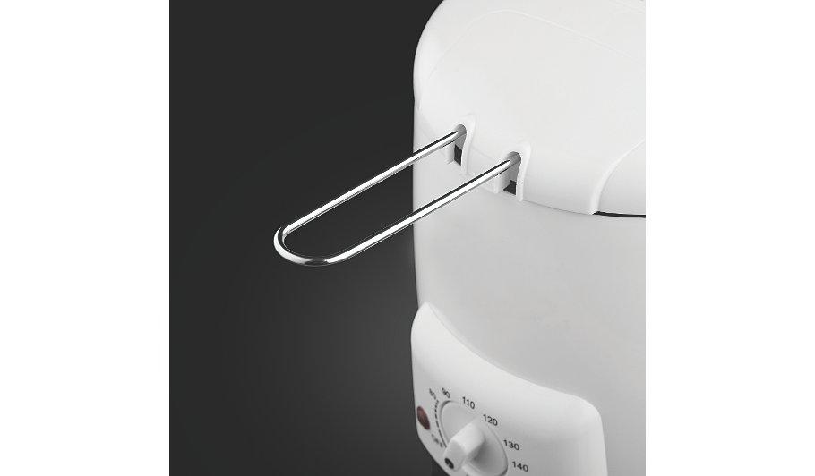Russell Hobbs 18238 Compact Deep Fat Fryer - 0.9L | Home
