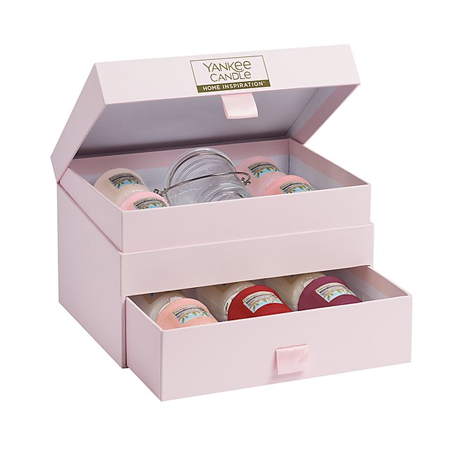 Yankee Candle Home Inspiration 10 Votive Giftset Reset