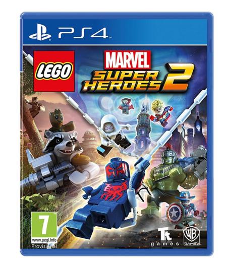 LEGO Marvel Super Heroes 2 - PS4   Home & Garden   George