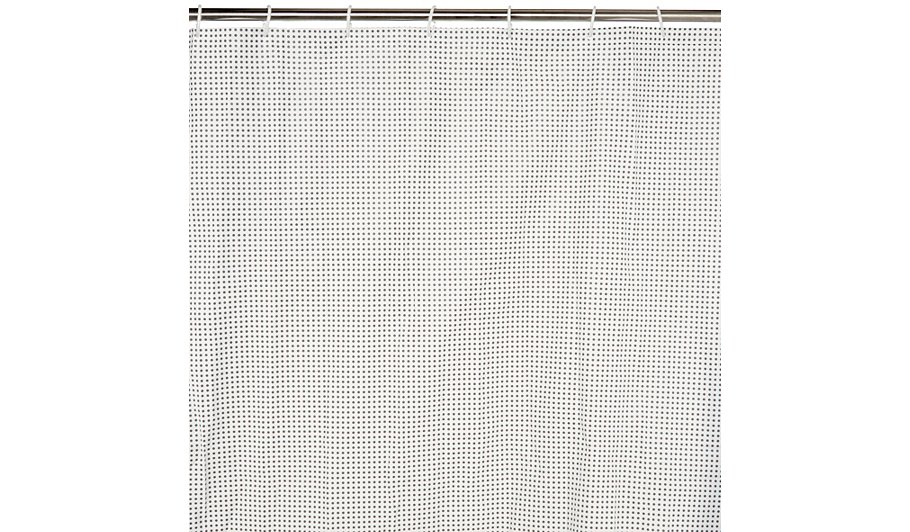 George Home Grey Dot Shower Curtain | Clearance | George at ASDA