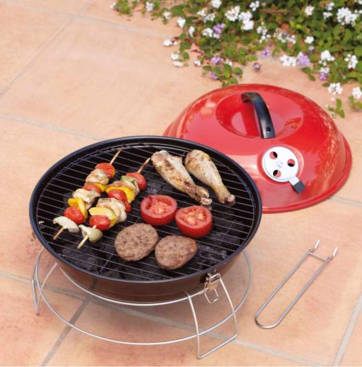 Minimalist 36cm Portable Kettle Barbecue Fresh - Inspirational portable barbecue grill Elegant