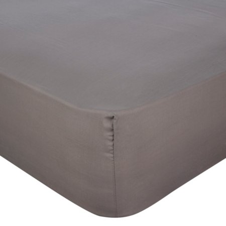 Fitted Sheet & Pillowcases Range - Grey