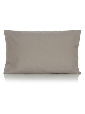 Grey Pillowcase Pair