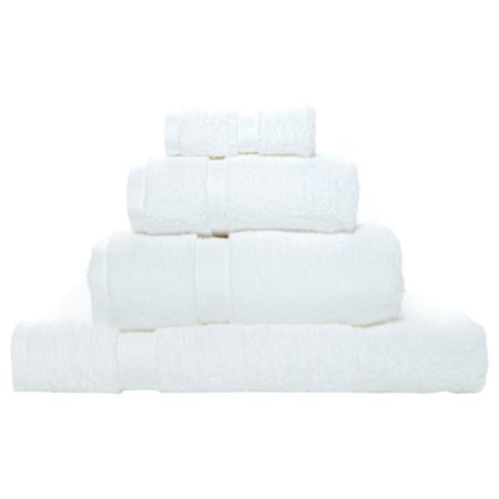 Super Soft Cotton Towel Range - White