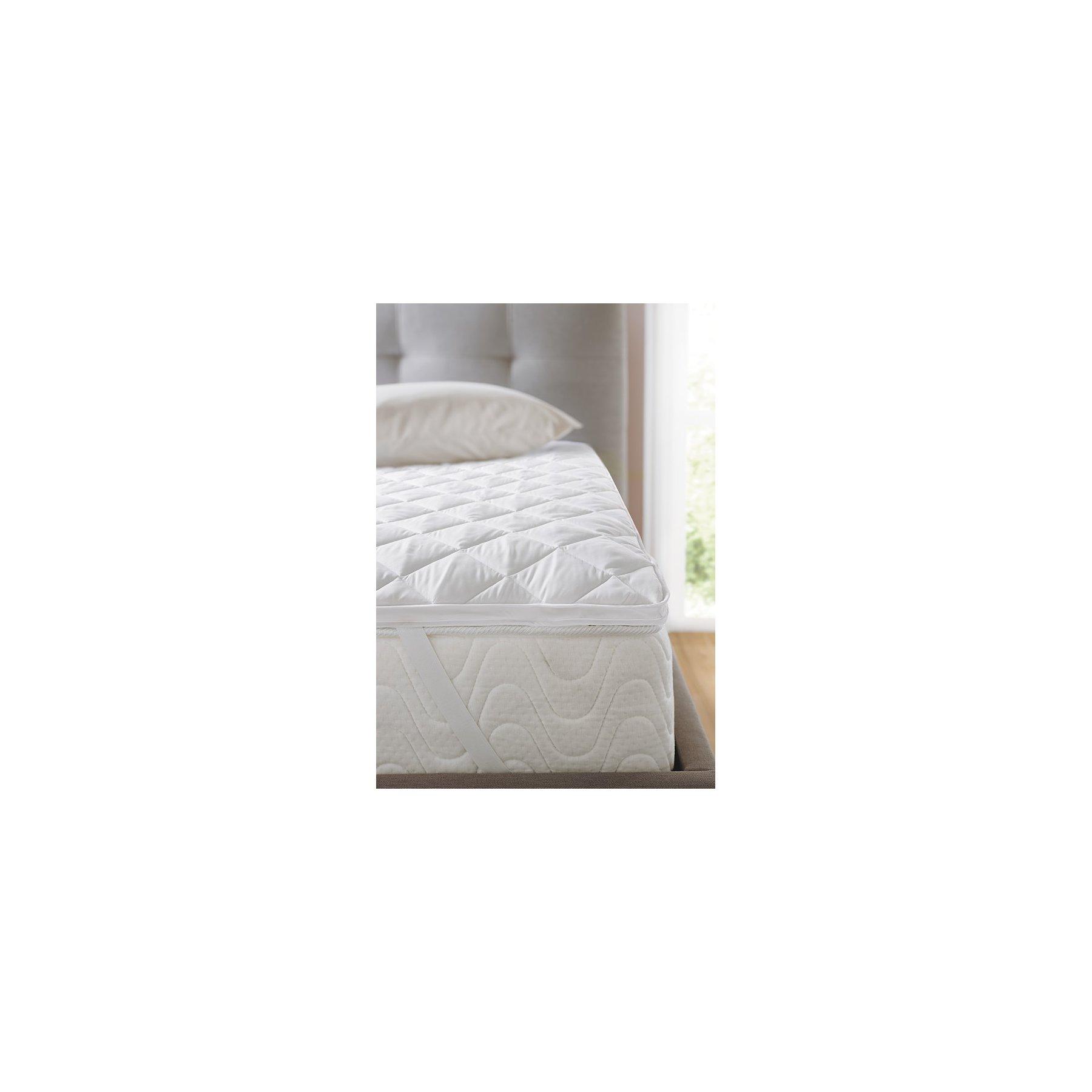 Dual Layer Mattress Topper Duvets Pillows George At Asda
