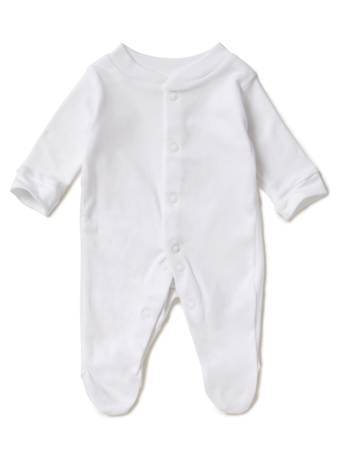 3 Pack Sleepsuits Baby