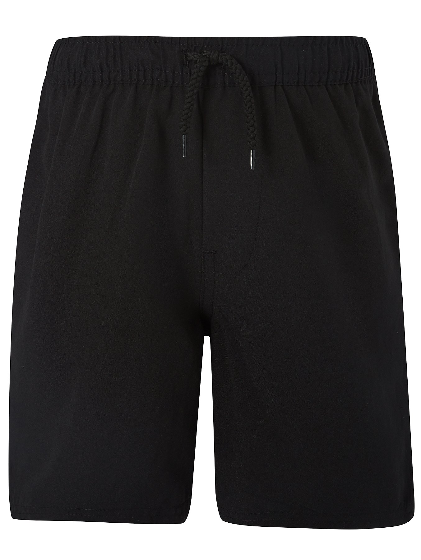 9cb9704a84 Boys Black School Swim Shorts | School | George