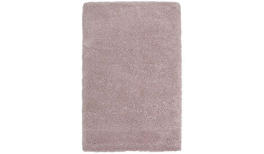 George Home Pink Shaggy Rug Various Sizes Garden At Asda