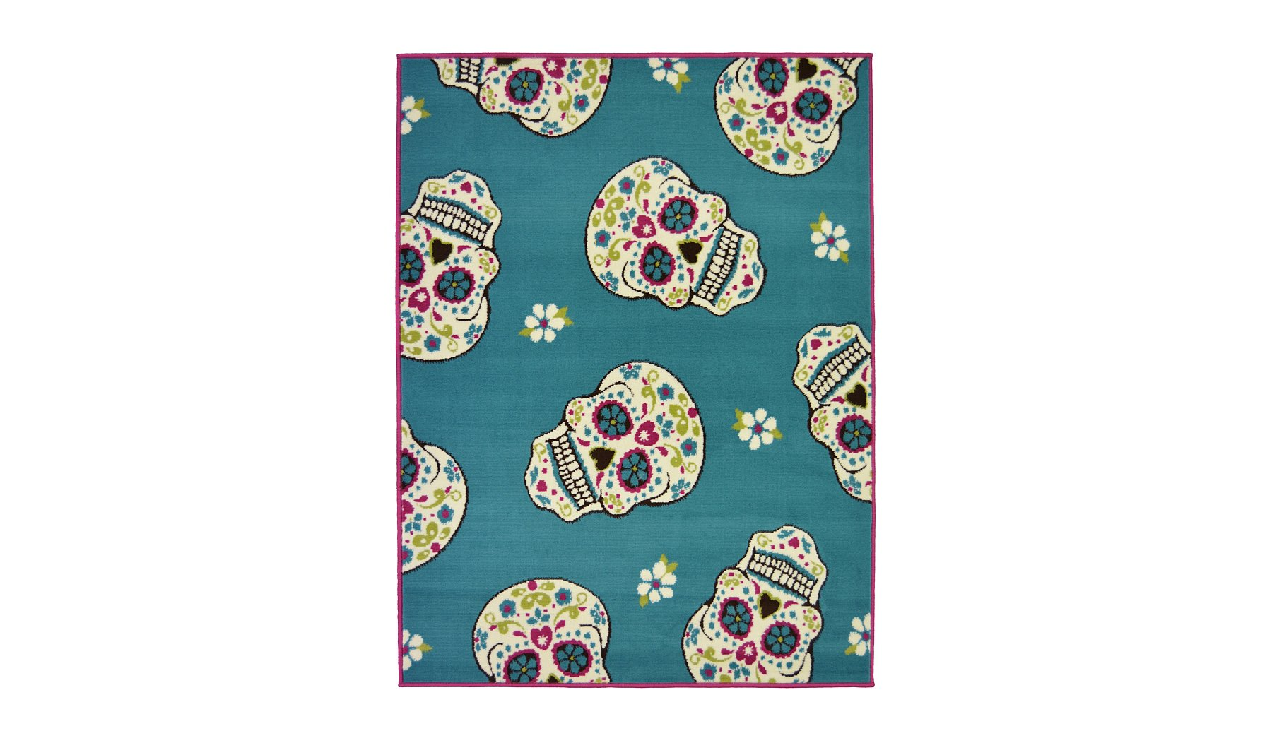 Sugar Skull Rug | Home & Garden | George