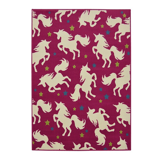 Unicorn Rug Home Garden George