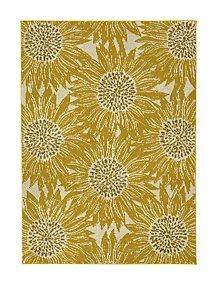 3263bb31b Yellow Sunflower Rug