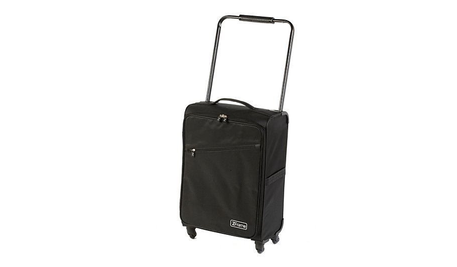 Z Frame 22 Inch Case Black 4 Wheel Suitcase | Home & Garden | George