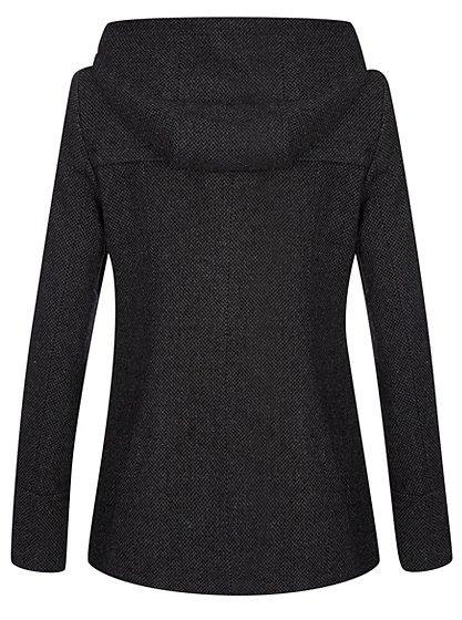 Toggle-Fastened Smart Duffle Coat | Women | George at ASDA