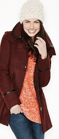 G21 Duffle Coat | Women | George at ASDA