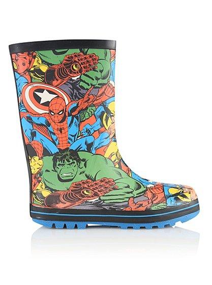 Avengers Wellington Boots | Boys | George at ASDA