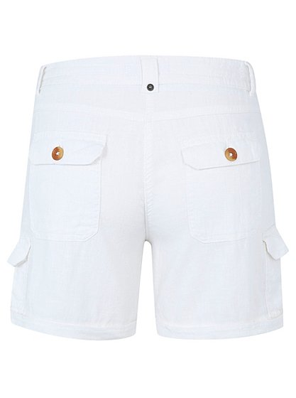 Linen Shorts   Women   George at ASDA