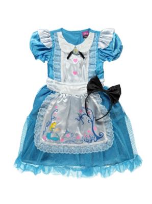 sc 1 st  George - Asda & Alice in Wonderland Fancy Dress Costume | Girls | George at ASDA