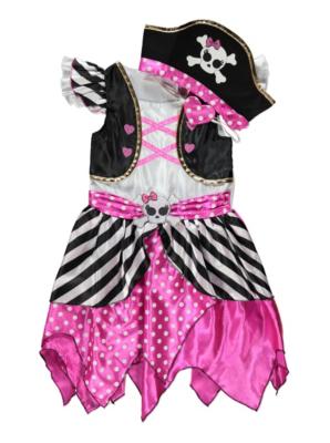 sc 1 st  George - Asda & Pirate Girl Fancy Dress | Girls | George at ASDA