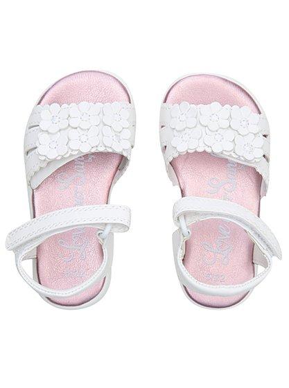 Fl Embellished Sandals