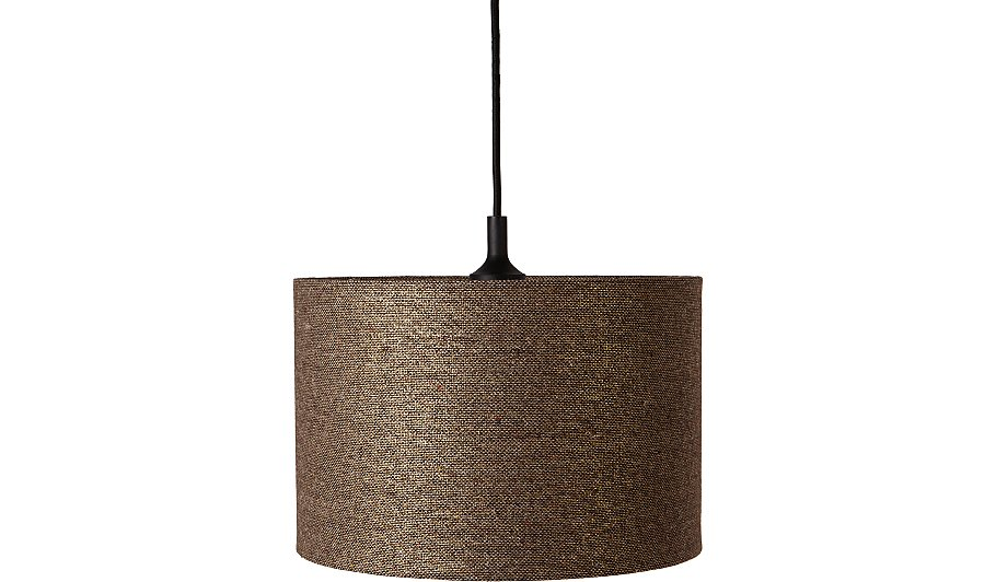 George home natural textured drum light shade home garden natural textured drum light shade aloadofball Gallery