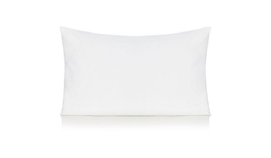 George home brushed cotton pillowcases white pair home for White craft pillow cases