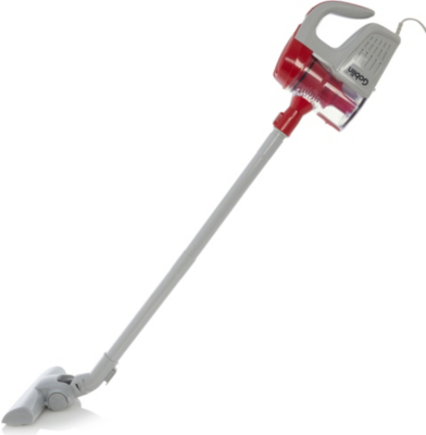 goblin gsv301r 600w stick vacuum cleaner red home u0026 garden george at asda