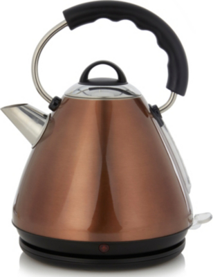 Image of 1.7L Pyramid Kettle - Copper