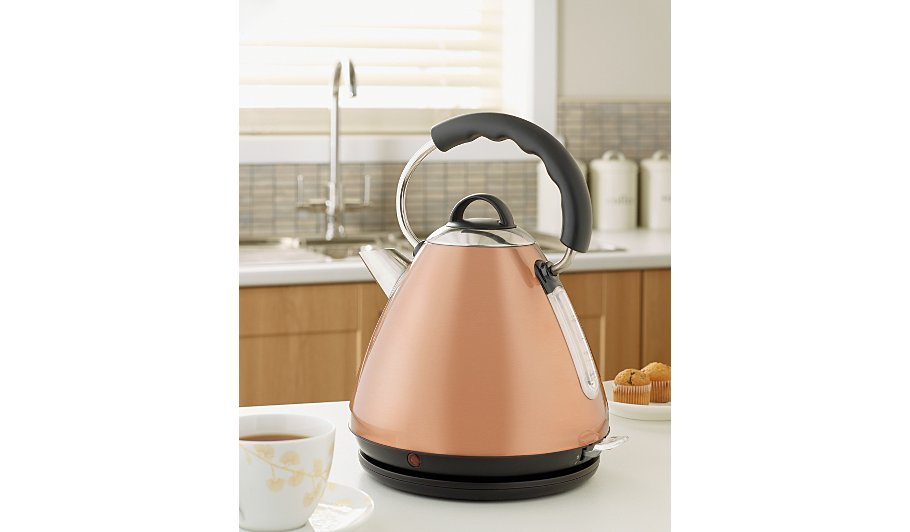George Home 1 7l Pyramid Kettle Various Colours Garden At Asda
