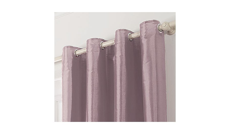 grommet sheer living mauve room curtains crushed abri curtain panel