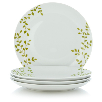 George Home Orchard Dinner Plate - 4 Pack  sc 1 st  George - Asda & George Home Orchard Dinner Plate - 4 Pack | Tableware | George at ASDA