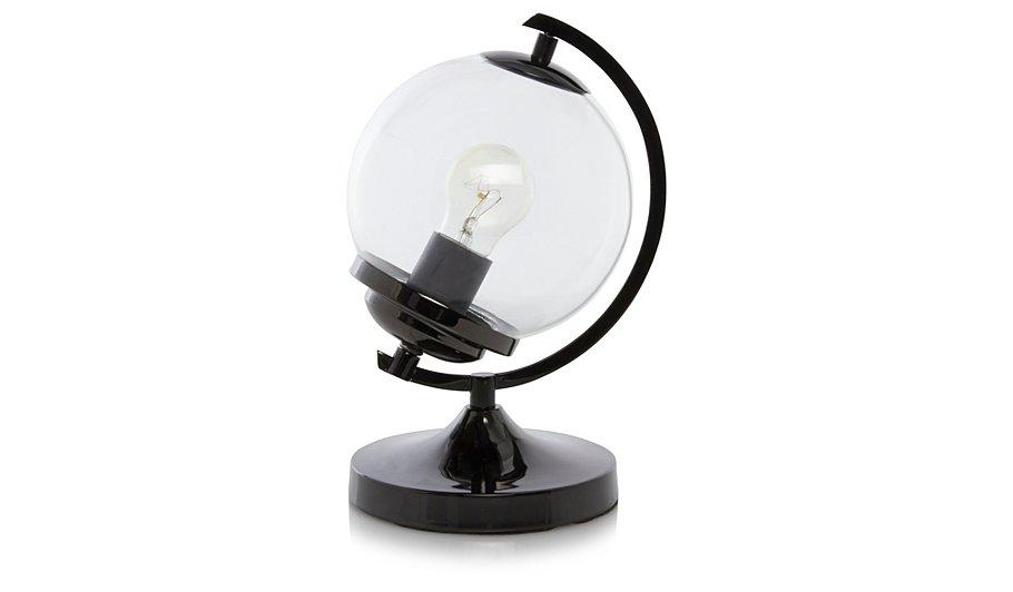 George Home Glass Globe Lamp