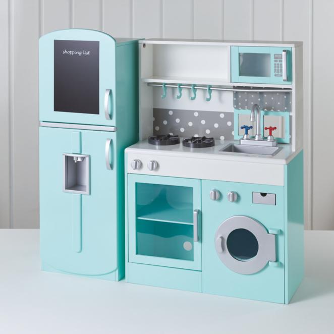 George Home Kitchen With Washing Machine Fridge Toys Character