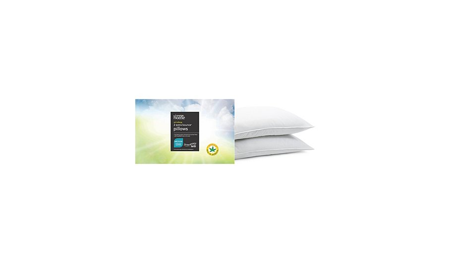 Anti Allergy Extra Bounce Support Pillow 2 Pack