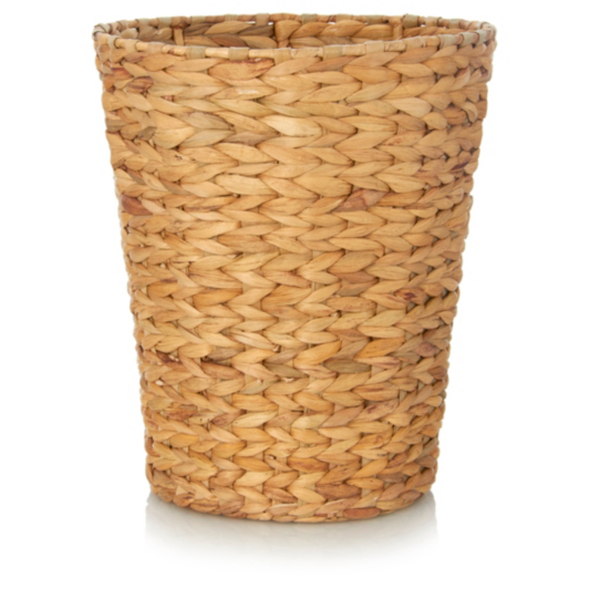 Waste Paper Basket Fascinating George Home Woven Waste Paper Basket  Home & Garden  George At Asda Design Decoration
