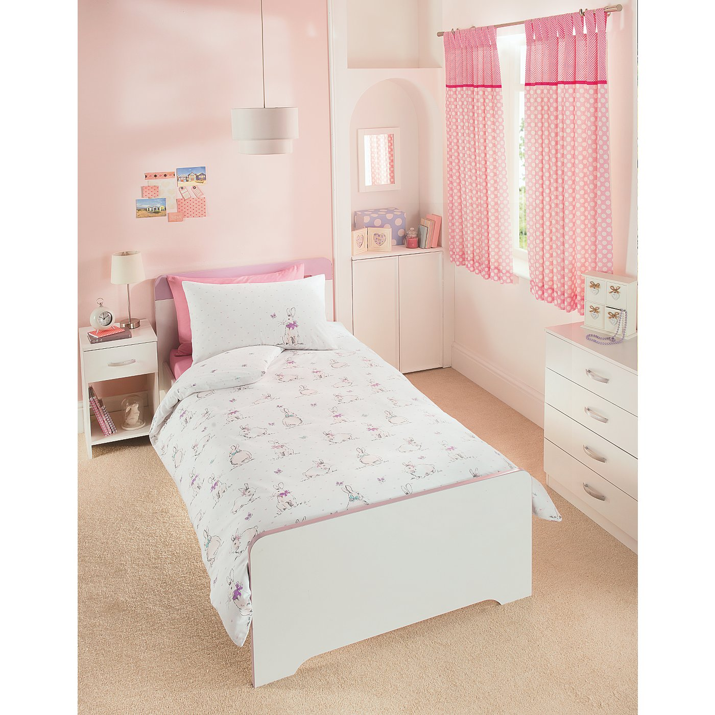 George Home Bunny Bedroom Range Loading Zoom